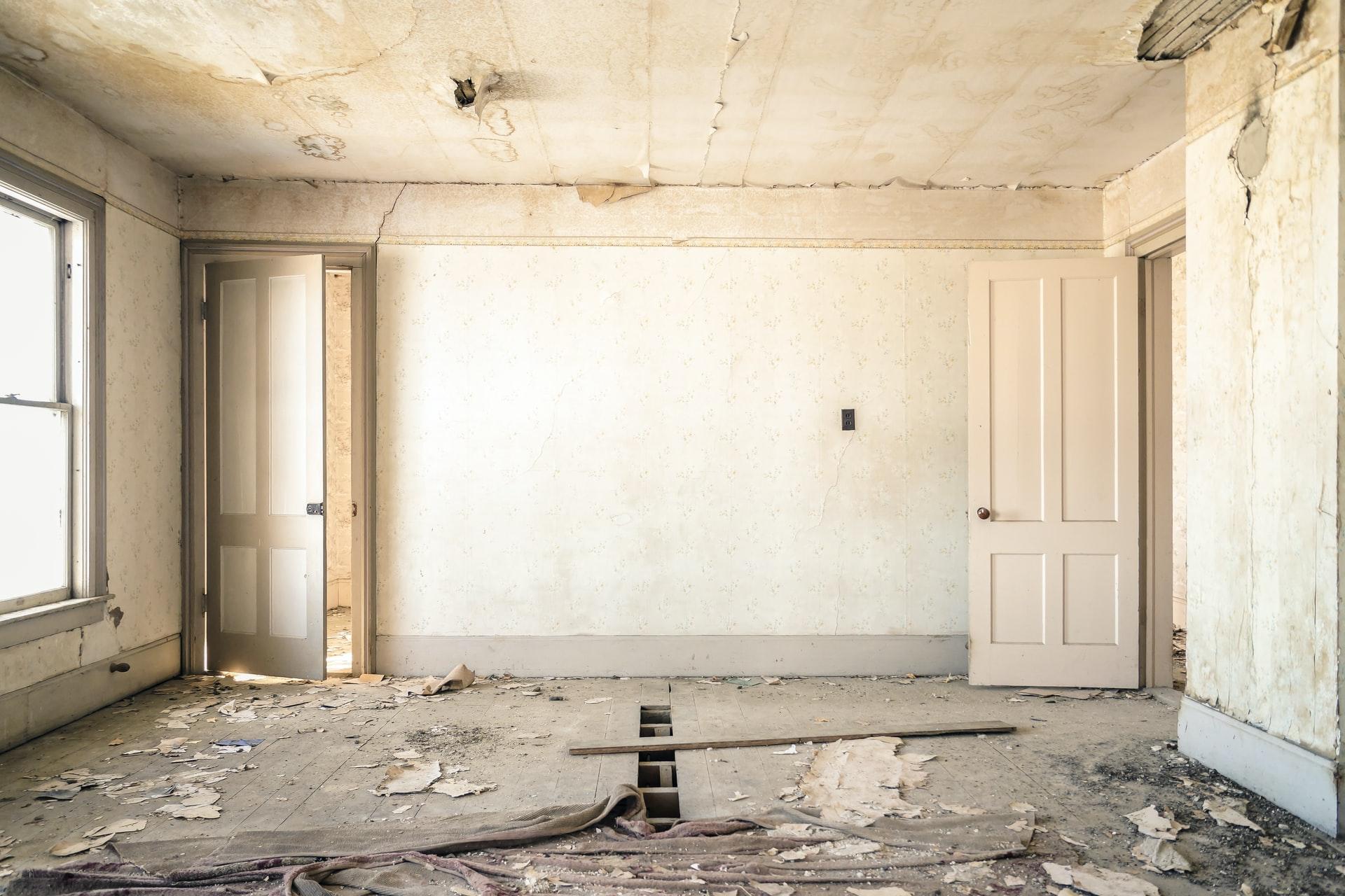 casa vieja para reforma integral